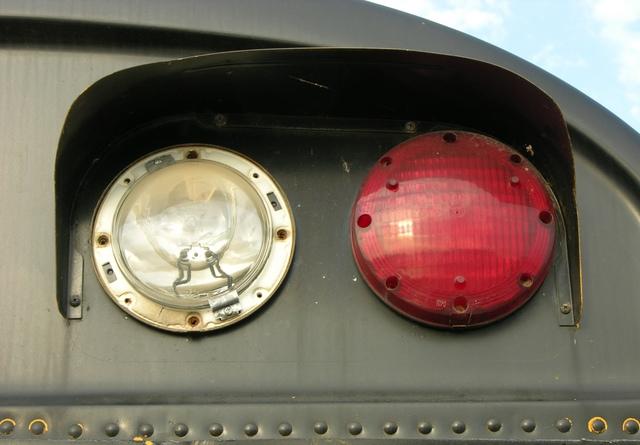 Schoolbus signal lights