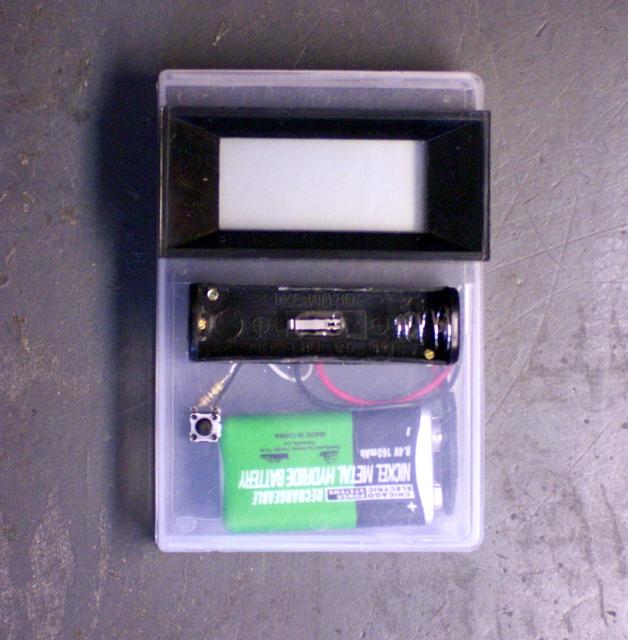 Battery Meter Prototype