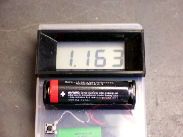 Battery Meter in Action