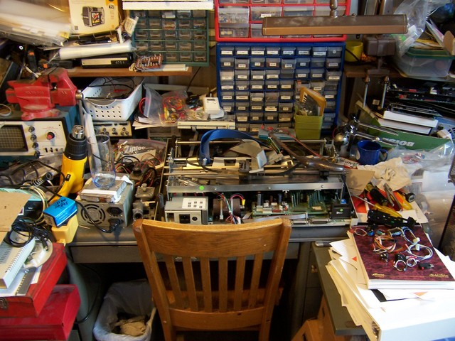 My workbench