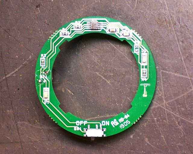 ResQPOD PCB