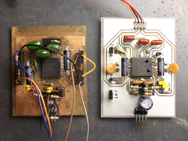 A3977 stepper motor driver breakout boards