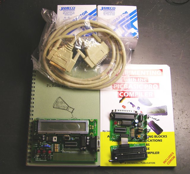 PICBASIC development kit