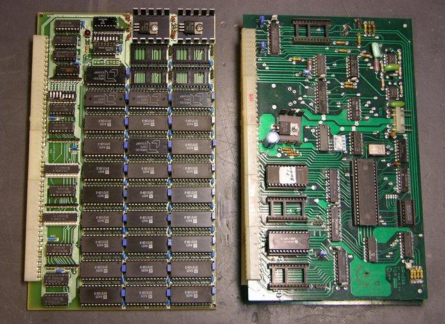 SWTPC boards