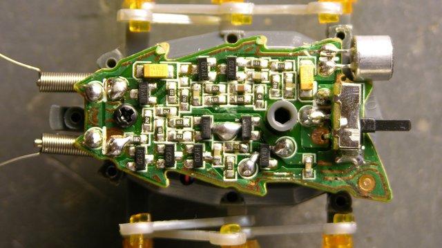 Hexbug PCB