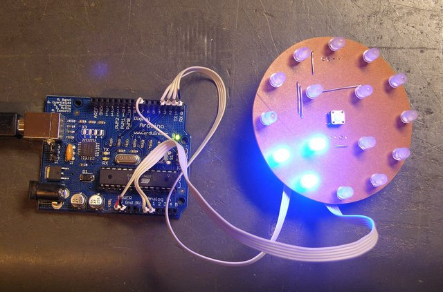 Arduino and puck