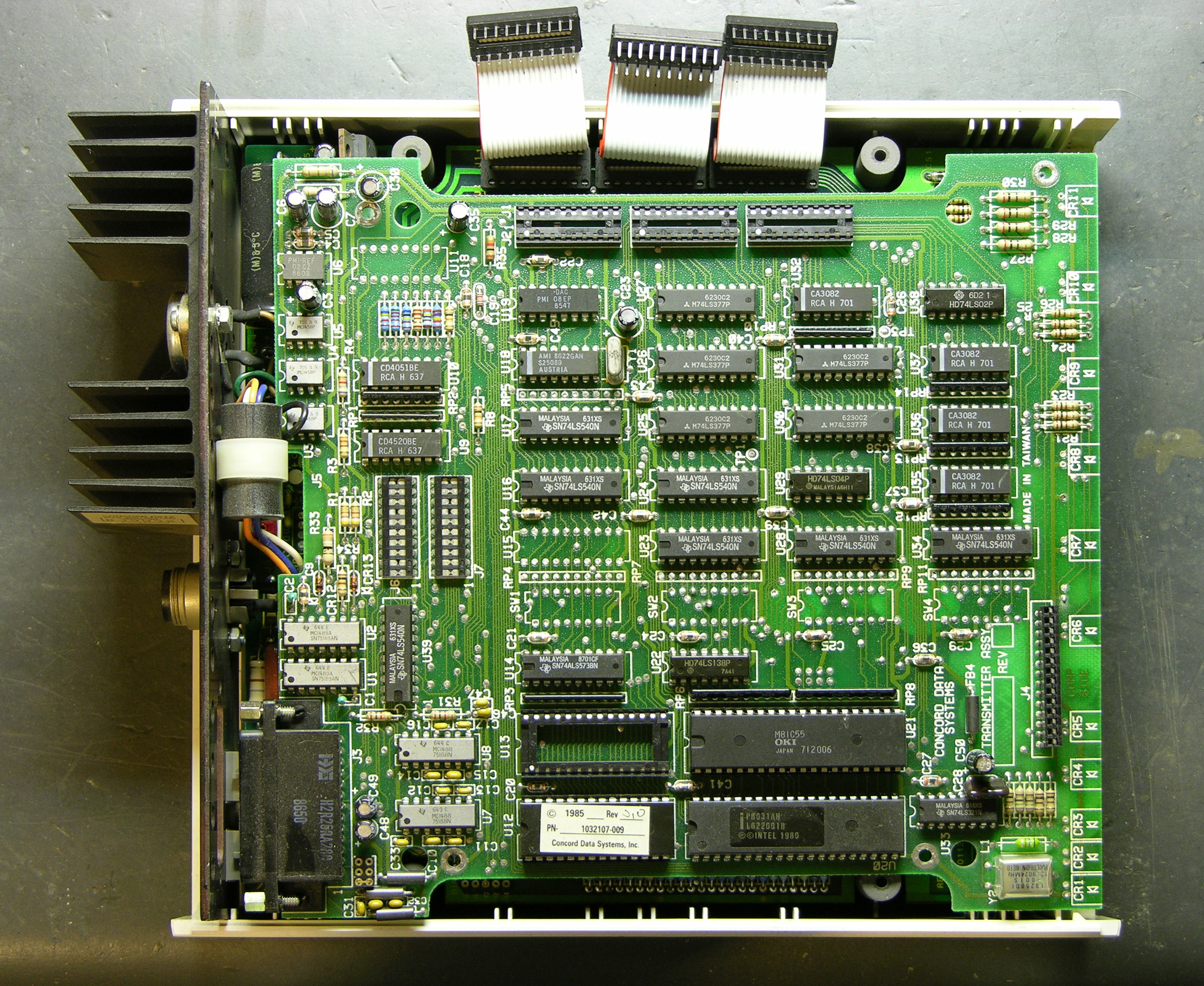 Where To Salvage Electronic Parts Keiths Electronics Blog Circuit Board External Modem Boards