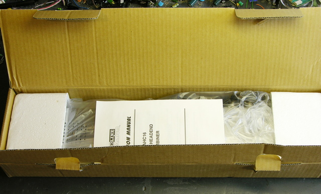 TrunkLine Millenium 95-AHC16 active headend combiner in box