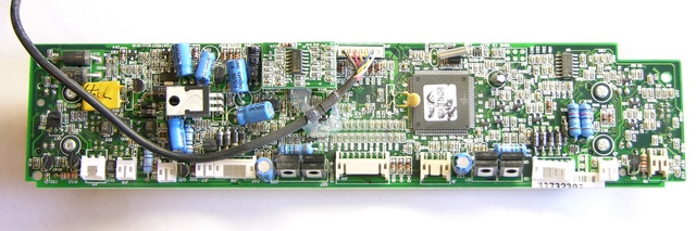 Roomba Scheduler motherboard, component side