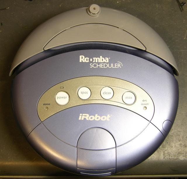 Roomba Scheduler