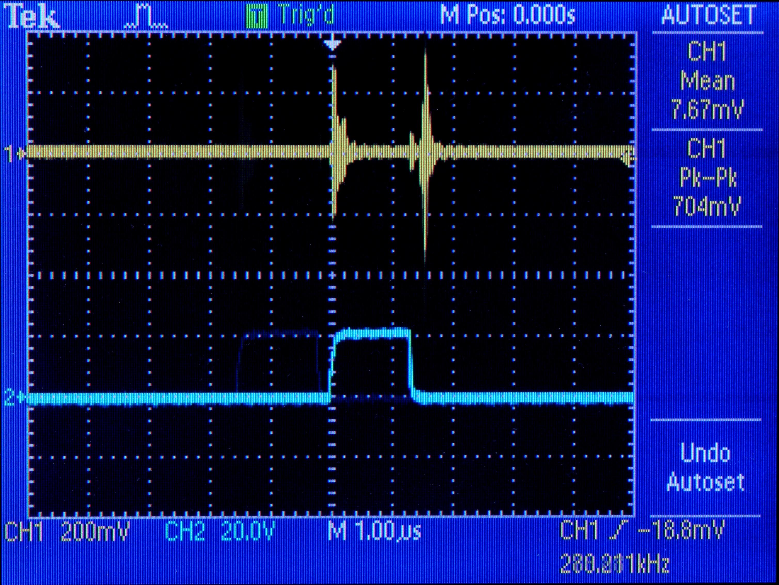 Repairing a Soundcraft Spirit E6 Mixer Switching Power