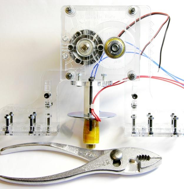MakerBot Plastruder plastic extruder