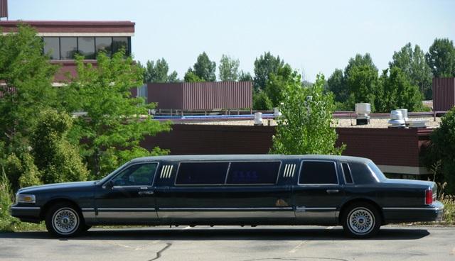 SparkFun limousine