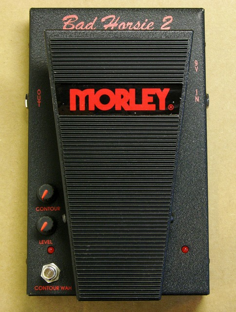Bad Horsie 2 wah pedal