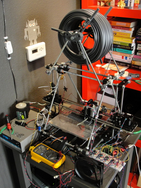 Ben Wynne's RepRap Mendel