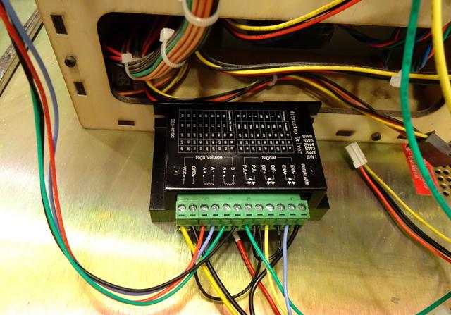 stepper driver module