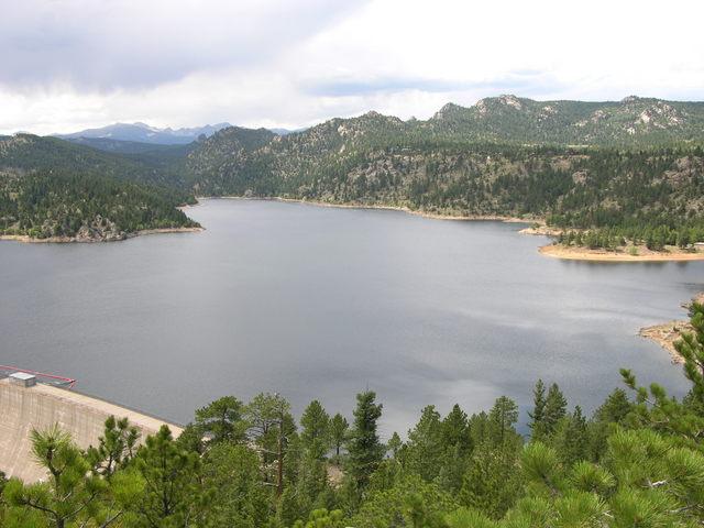 Gross Reservoir, Colorado