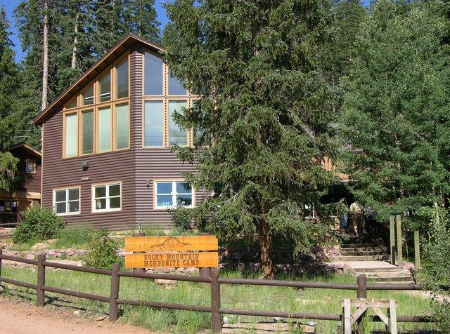 Rocky Mountain Mennonite Camp lodge