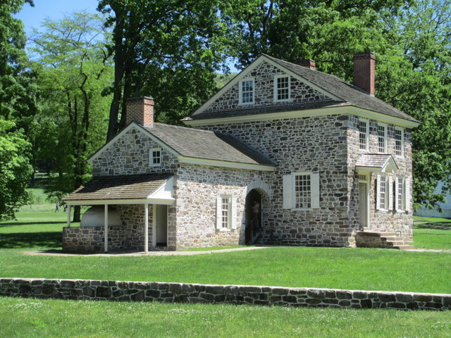 Washington's Valley Forge headquarters