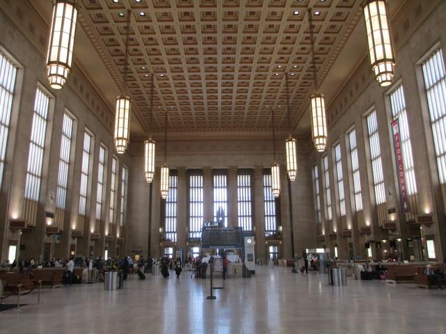 Philadelphia City Hall Station