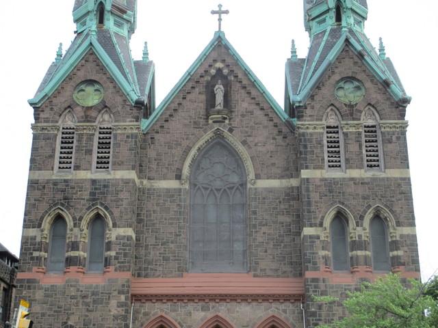 Visitation Blessed Virgin Mary Church, Philadelphia