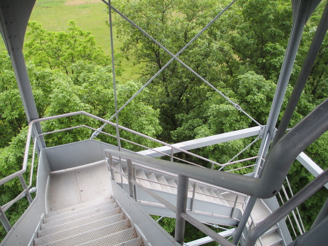 Gettysburg observation tower
