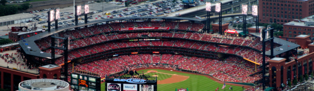 St. Louis Cardinals stadium