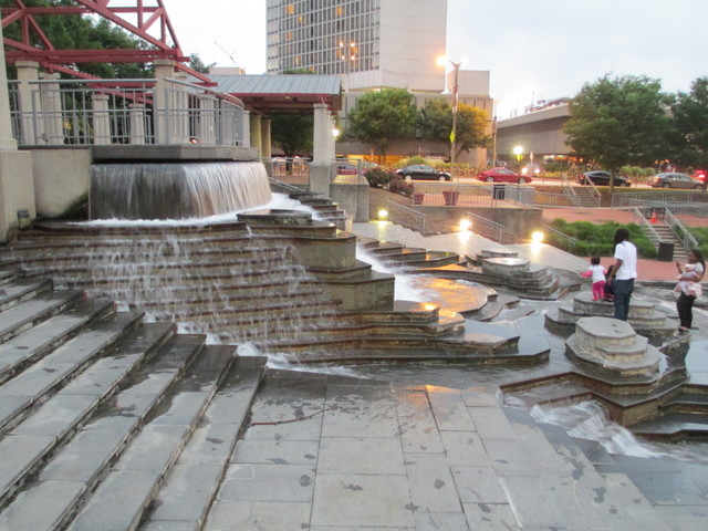 Kiener Plaza, St. Louis, Missouri